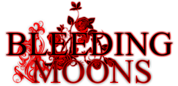 Bleeding Moons interactive adventure novel